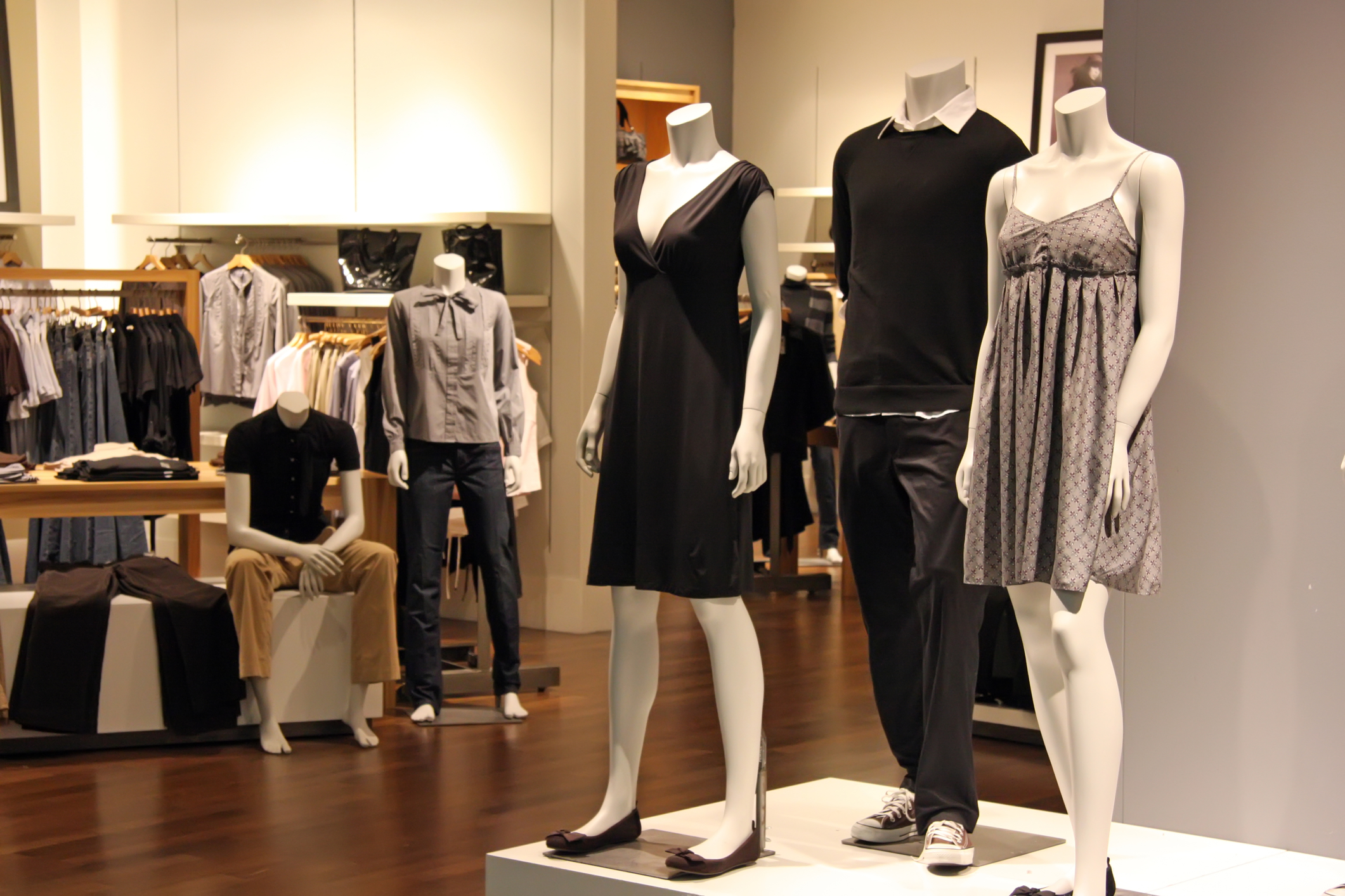 clothing store business plan Create an investment-worthy business plan with our the pros and cons of downloading a business template 1 free business plan financing to expand a store.